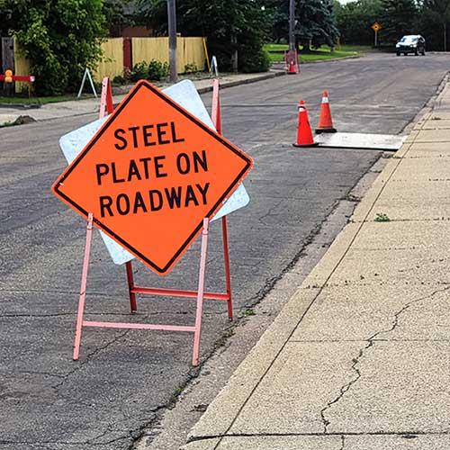steel road plate supplier