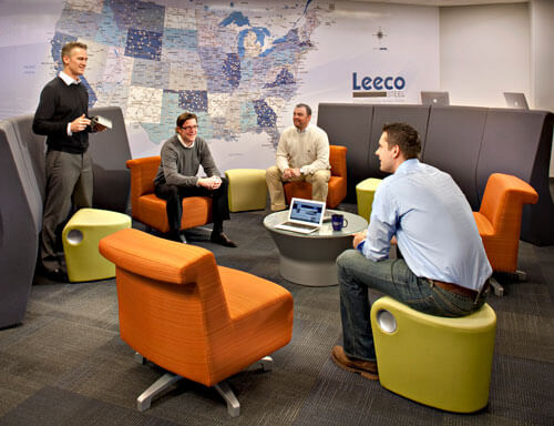 leeco steel trading team