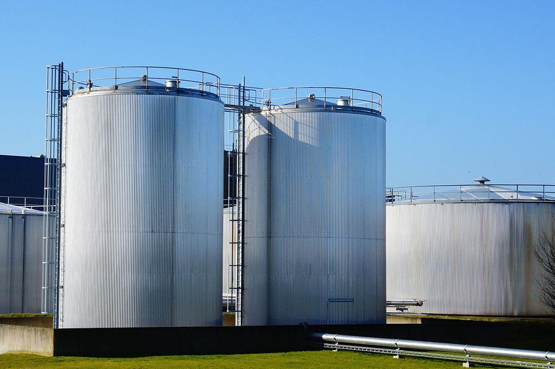 pressure vessel storage tanks
